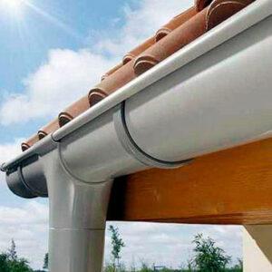 Пластиковая водосточная система Docke